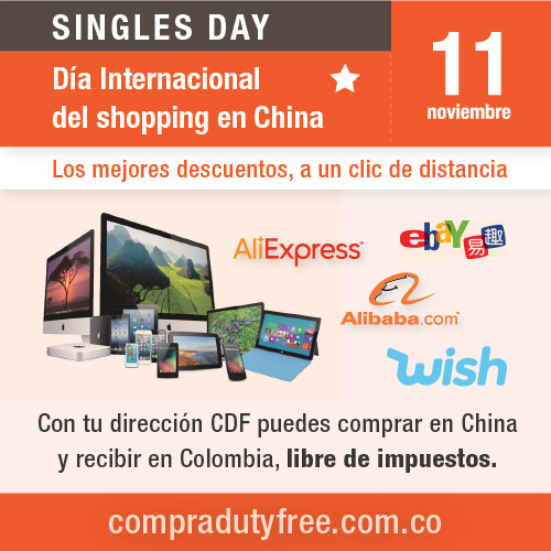 Día internacional del shopping en China
