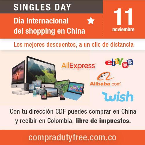 Día internacional del shopping en China